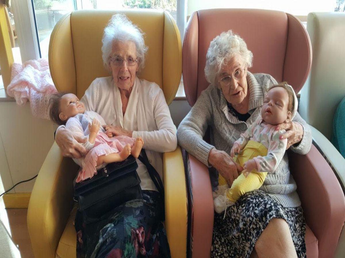 Terapija s lutkama za osobe s demencijom
