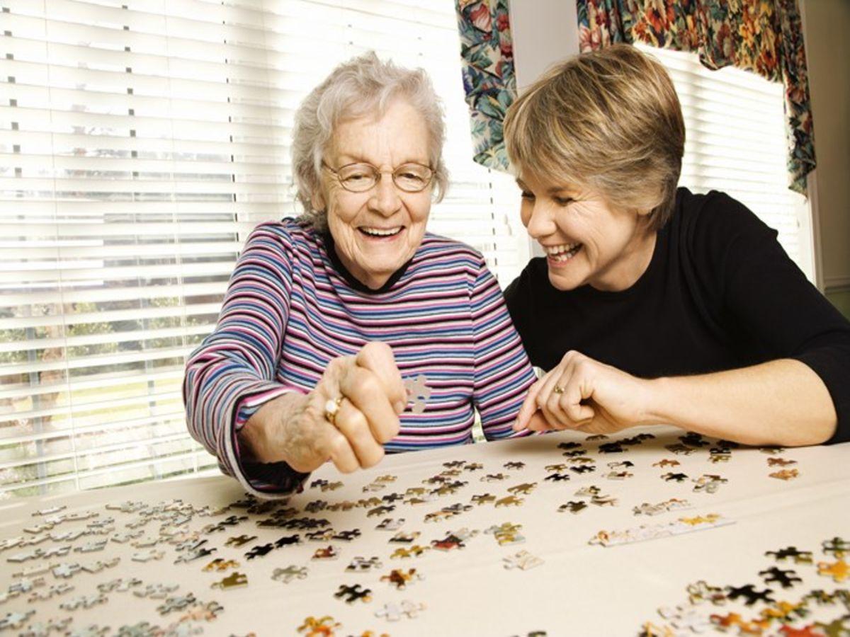 Preporučene ideje i aktivnosti za osobe oboljele od demencije
