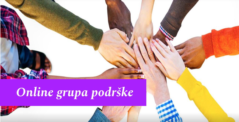 Novo - online grupa podrške za obitelj i skrbnike