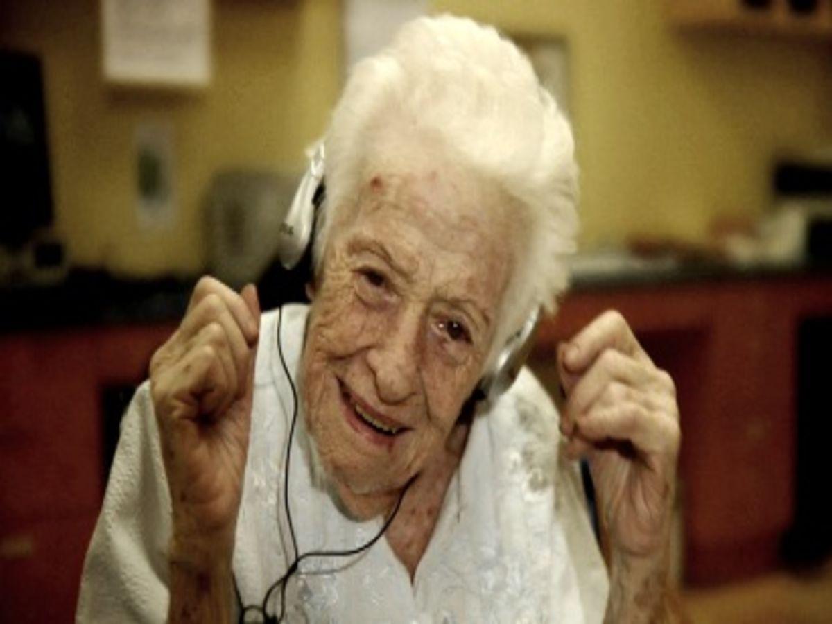 Glazba radi čuda za osobe s demencijom!